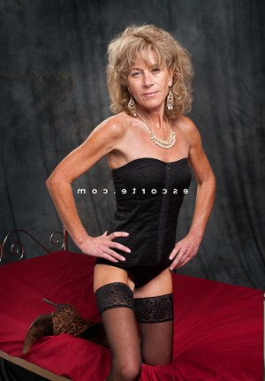 Ona rencontre libertine escort
